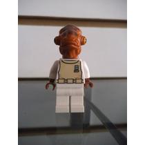Admiral Gial Ackbar Star Wars Lego Hasbro