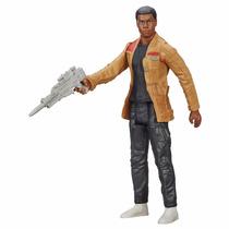Star Wars: Finn (jakku) Muñeco Y Arma (30 Cm)(