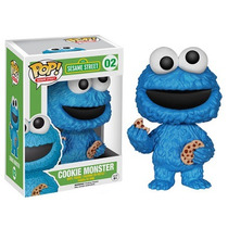 Cookie Monster Come Galletas Funko Pop