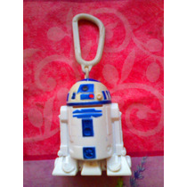 Star Wars Figura De R2d2 Del Mc Donalds O Burger King