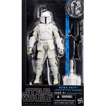 Star Wars The Black Series Boba Fett (prototype Armor)