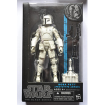 Boba Fett Prototype Star Wars Black Series Figura 6-7