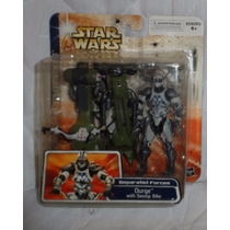 Lote 5 Figuras De Lujo Aotc Star Wars Clone Droid Durge Jedi