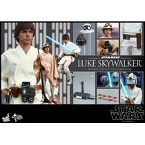 Hot Toys Star Wars Episodio Iv Luke Skywalker Nuevo 1/6 30cm