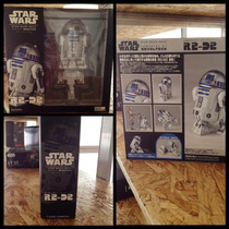 R2-d2 By Kaiyodo Star Wars
