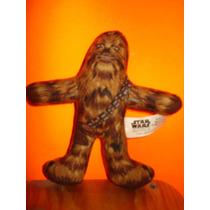 Figura Star Wars Chewbacca Pelicula Guerra De Las Galaxias