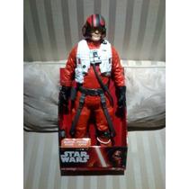Star Wars Poe Dameron Figura Mono Gigante