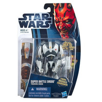 Sgg Cw16 Super Battle Droid Training Clone Wars Star C10 Maa