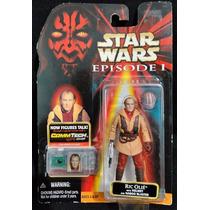 Star Wars Episode I Ric Olie Naboo Pilot Nuevo Legacyts