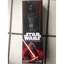Star Wars The Force Awakens Kylo Ren De Hasbro De Disney