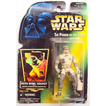 Kenner, Star Wars The Power Of The Force Hoth Rebeld Soldier