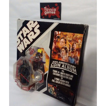Fig De Darth Vader 30th Anniversary Y Album De Moneda Nuevo