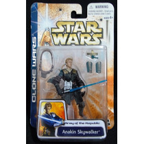 Star Wars Clone Wars Anakin Skywalker Army Of The R Legacyts