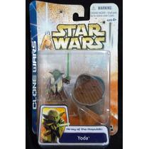 Star Wars Clone Wars Yoda Army Of The Republic Nuev Legacyts