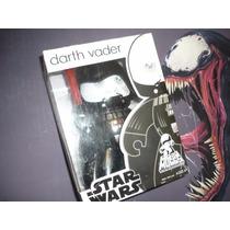 Darth Vader Mighty Muggs Star Wars Figura Coleccion