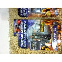 Terminator Salvation Marcus, T600 Y T700 Op4
