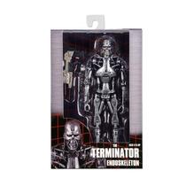 Terminator Classic T-800 Endoskeleton Neca 2015 No Mcfarlane