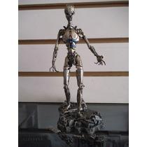 T-x Terminatrix Endoskeleton Terminator Mcfarlane Toys