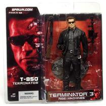 Terminator T3 T-850 Nuevo 100% Versión Con Gafas Única Pieza