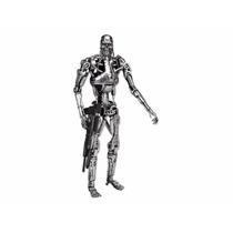 Terminator T-800 End Skeleton 7 Pulgadas Figura Neca
