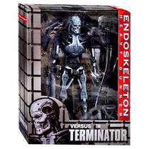 Endoskeleton Versus The Terminator De Neca En Oferta