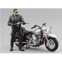 Terminator 2 Figura De Acción T800 Neca Cyberdyne Pvc 18cm