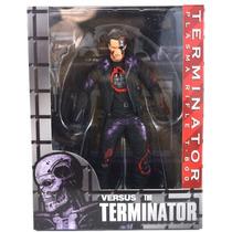Terminator Del Videojuego Robocop Vs Terminator Neca Serie 1