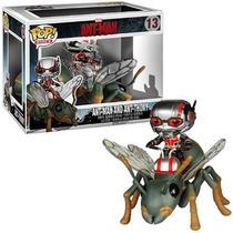 Funko Pop Rides Ant-thony Antman Hormiga Marvel Vinyl