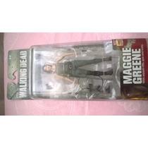 The Walking Dead: Maggie Grenee By Mcfarlene Toys !!!