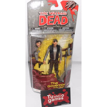 The Governor The Walking Dead Comic Accesorios Mcfarlane