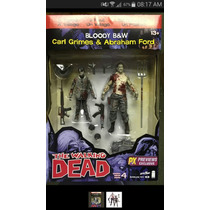 Walking Dead Carl Y Abraham Pack Serie Comic 4