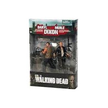 Walking Dead: Merle & Daryl Dixon By Mcfarlene Toys !!!