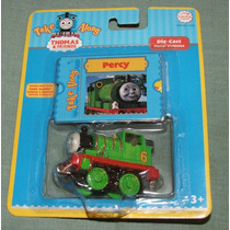Percy Take N Play Thomas & Friends Take Along Con Imanes