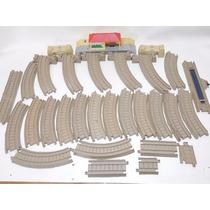 Amplia Escenario Trackmaster Vias Tren Thomas 30pz F39