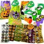 34 Piezas Mega Halloween Trick Or Treat Surtido; 12 De Hallo