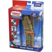 Thomas Trackmaster Tren Pack De Flexi Vias 28 Piezas
