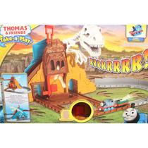 Pista Tren Thomas&friends Dinosaurio