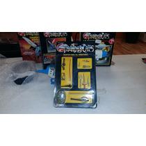 Thundercats Armas Pack Miniaturas Kidworks Super Raras Moc