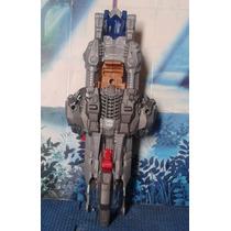 Cañon De Optimus Prime Dark Of The Moon Clase Lider