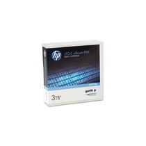 Cinta De Datos Lto-5 De 3 Tb Hp Regrabable Ultrium +c+