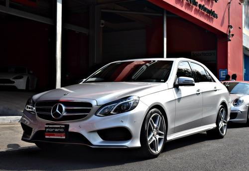Mercedes Benz Clase E 4p 400 Sport V6 3.0 Aut 2014