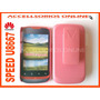 Clip Combo Holster Huawei Speed Y Sunrise U8667 Rosa Nextel!