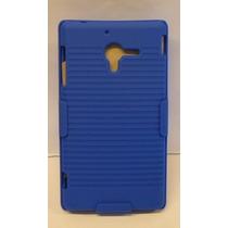 Clip Dual Holster Xperia Zl Azul
