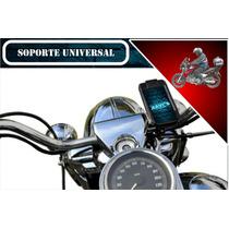 Soporte Para Celular Camara O Gps Universal Bicicleta O Moto