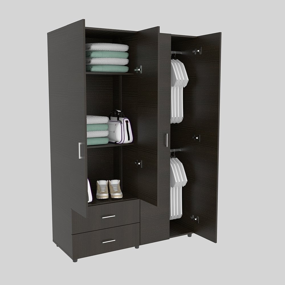 Pin closet madera precio condicion articulo usado for Valor closet en madera
