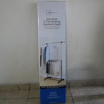 Closet Portatil De Tubo Cromado Gratis Envio