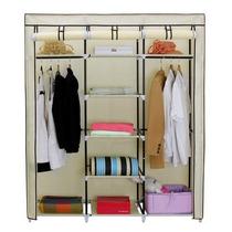 Rack Closet Zapatera Guardarropa Organizador 175x150x45 Cms