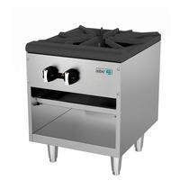 Asber Aesp-18-2 Fogon Piso Gas 1 Seccion Cocina Comida