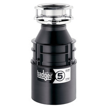 Triturador De Alimentos Desperdicios Badger 5 1/2-hp Hm4