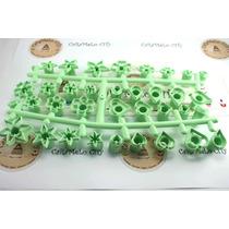 Juego Sellos Varias Formas 36 Pzas Fondant Cupcakes Galletas